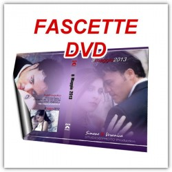 Fascetta per custodia DVD