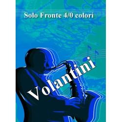 Volantino A4