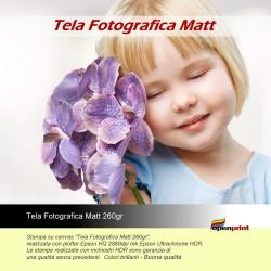 Tela Foto Matt NT