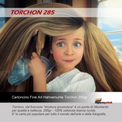 Stampa A3+ (32x48cm) su TORCHON FINE ART 285