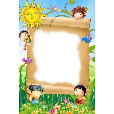 Cornici Per Foto Bambini Da Scaricare Gratis.4 Cornici Per Calendari Bambini Openprint S R L S