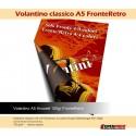 VOLANTINO A5 FronteRetro